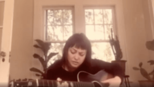 Angel Olsen Cover Roxy Music More Than This