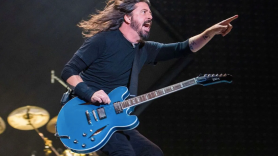 Dave Grohl True Story Instagram Baptism of Boom Fireworks 4th of July