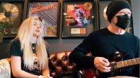 Electra and Dave Mustaine cover Beatles