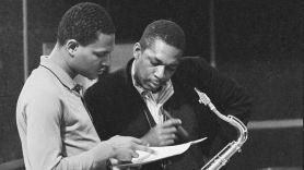 McCoy Tyner with John Coltrane