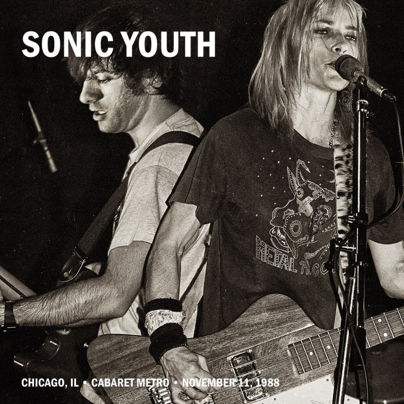 Sonic Youth's Live At Cabaret Metro 1988