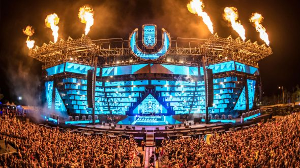 Ultra Music Festival, photo via festival