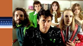 Ghost Echoes - Roxy Music