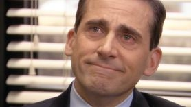 steve carell didnt want to leave the office