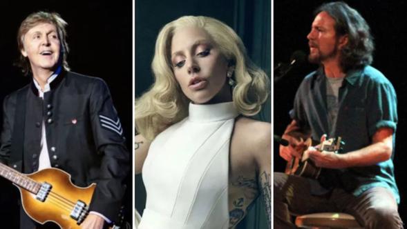 Coronavirus Fundraiser Paul McCartney Lady Gaga Eddie Vedder Lizzo NBC ABC CBS Colbert Kimmel Fallon