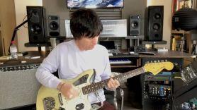 johnny marr virtual guitar lessons video livestream watch