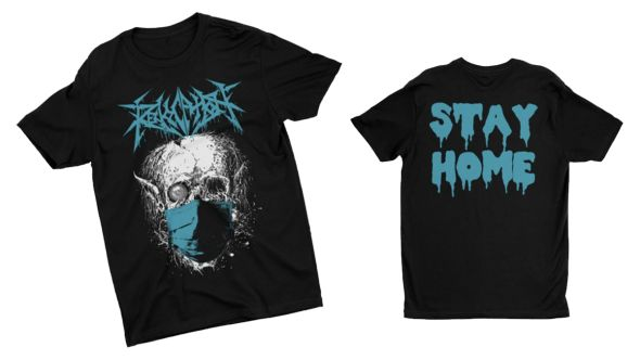"""Revocation """"Stay Home"""" T-Shirt"""
