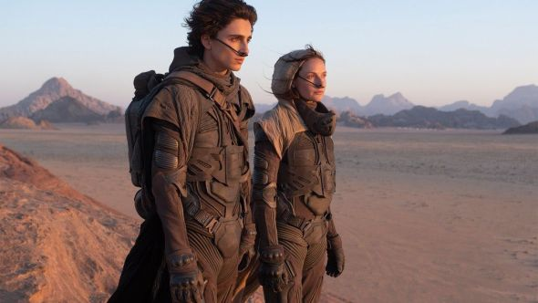 Dune First Look