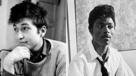 Bob Dylan and Little Richard