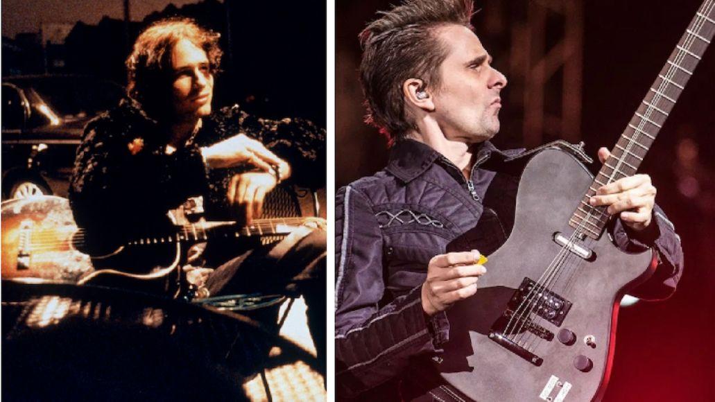 Jeff Buckley Matt Bellamy new album Muse Hallelujah song (David Brendan Hall)