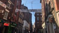 Matthew Street Birthplace of The Beatles photo by Lindsay Teske 1 Famous David Bowie Locations You Can Visit