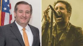 Trent Reznor Mocks Ted Cruz Nine Inch Nails Merch Tour Fake News
