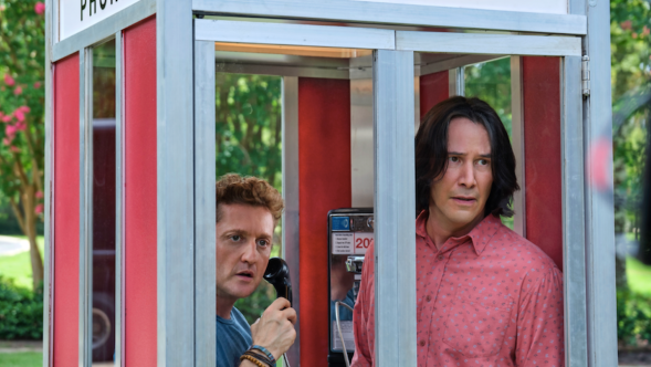 Bill and Ted Release Delayed Two Weeks Face the Music Bill & Ted 3