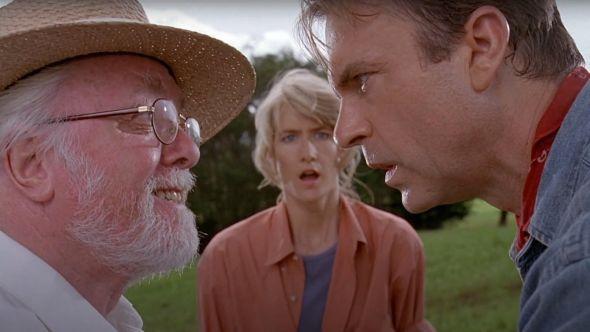 Steven Spielberg films movies Jurassic Park 2020 Jaws