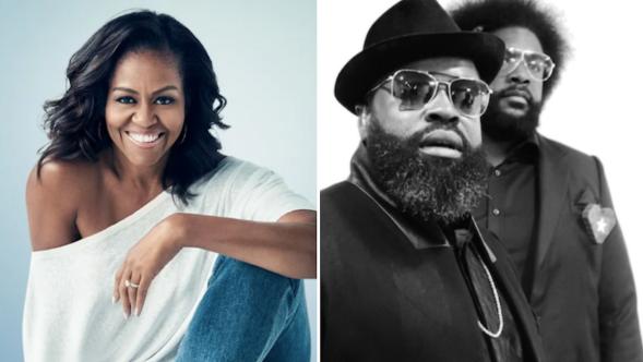 Michelle Obama The Roots Picnic 2020 13th Annual Festival Virtual When We All Vote