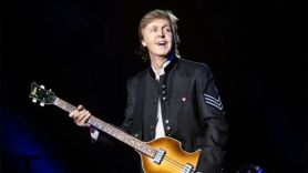 Paul McCartney Flaming Pie deluxe collector's edition solo album archive, photo by MJ Kim