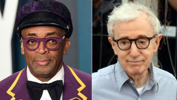 Spike Lee and Woody Allen