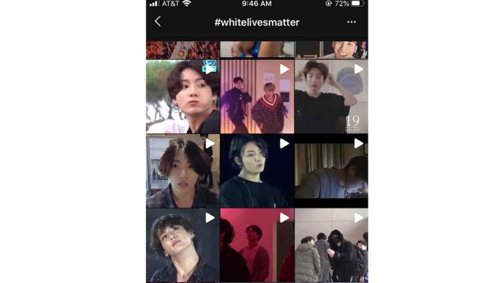 kpop-fans-whitelivesmatter-bluelivesmatter-hashtag-antiracist