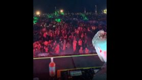 The Chainsmokers play concert in The Hamptons