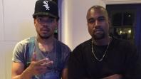 Chance the RapperSupports Kanye West Run President Biden Trump