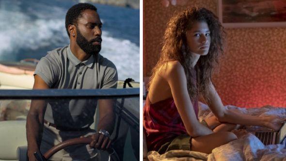 Zendaya new movie John David Washington film Malcolm & Marie (HBO)