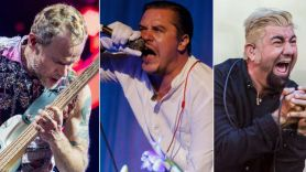 Red Hot Chili Peppers (David Brendan Hall), Faith No More (Getty), Deftones (Philip Cosores) to play Mad Cool Festival 2021