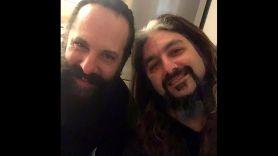 Dream Theater's Petrucci and Portnoy reunite