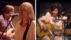 Sonic Youth From the Basement PJ Harvey YouTube watch full set stream live