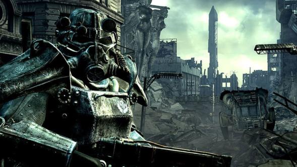 fallout amazon tv series video game westworld creators