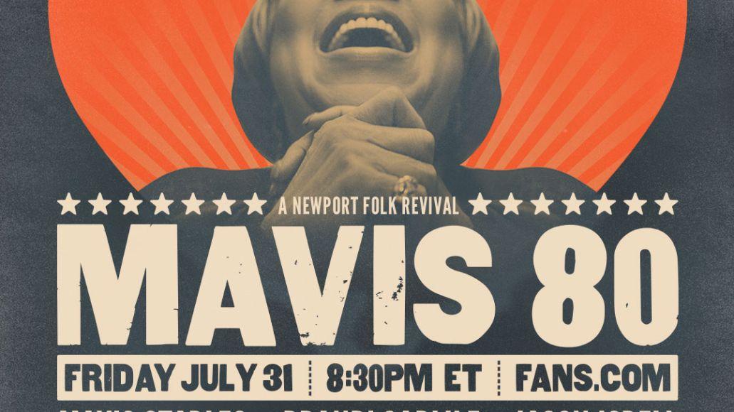 mavis 80 newport folk festival folk on revival weekend