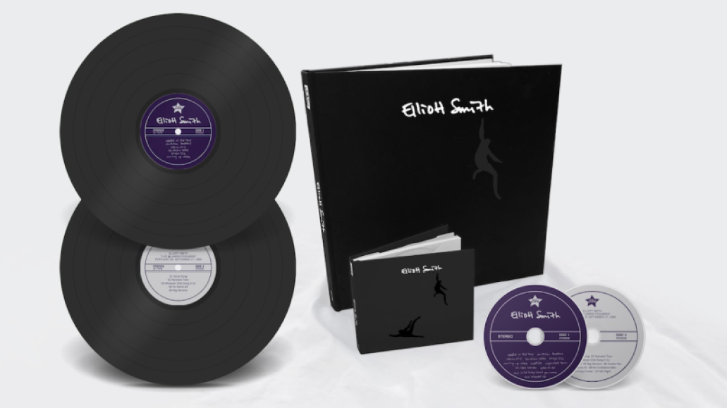 Elliott Smith: Expanded 25th Anniversary Edition