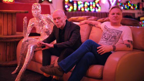 Erasure The Neon stream new album music song, photo by Phil Sharp