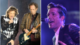 The Rolling Stones The Killers Scarlet New Song Single Stream Jacques Lu Cont Goats Head Soup