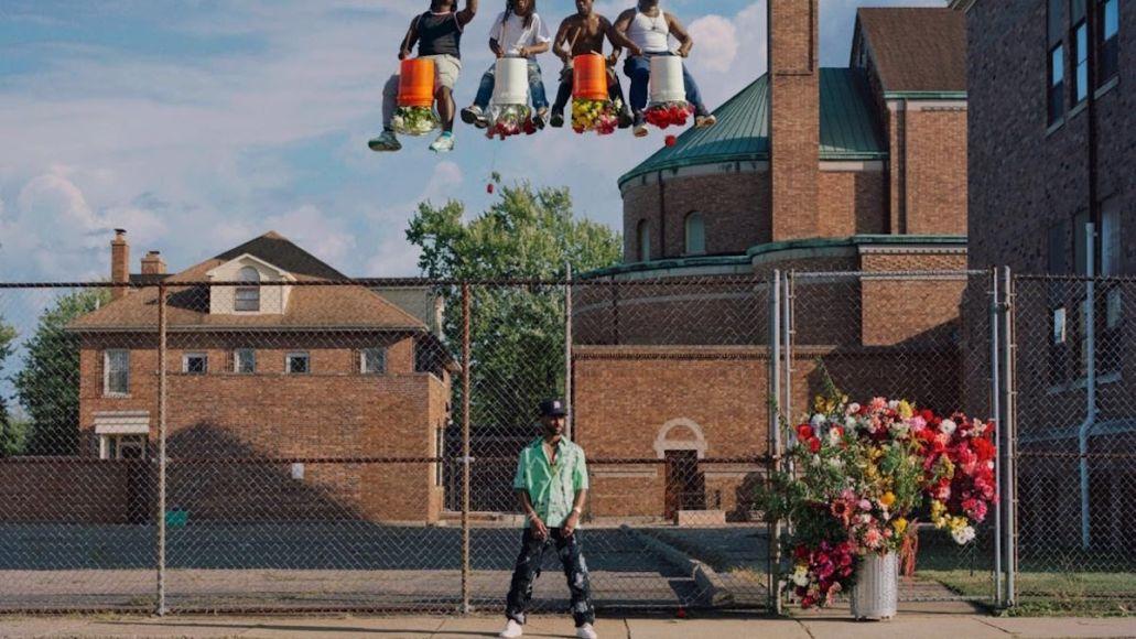 big sean detroit 2 art cover Big Sean Unveils Guest Heavy New Album Detroit 2: Stream