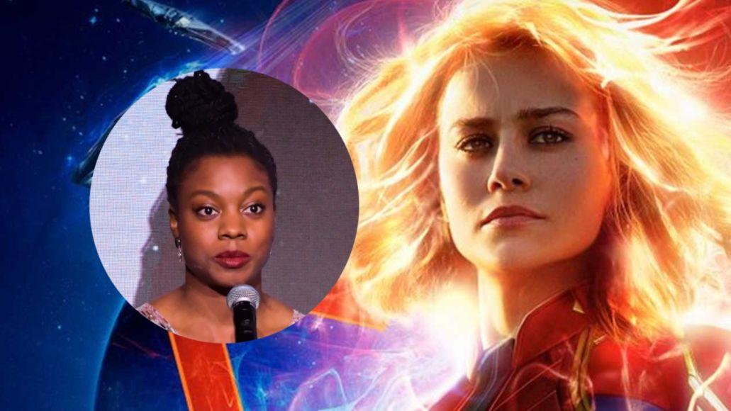 Captain Marvel 2 Secures Candyman Director Nia DaCosta