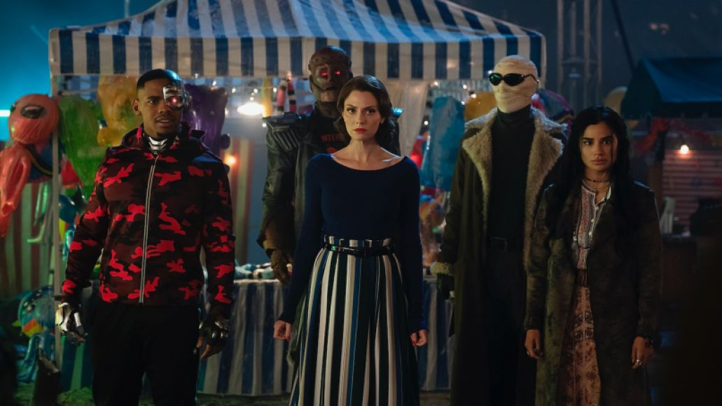 How HBO Max's Doom Patrol Mastered the Art of the Misfit Superhero Show
