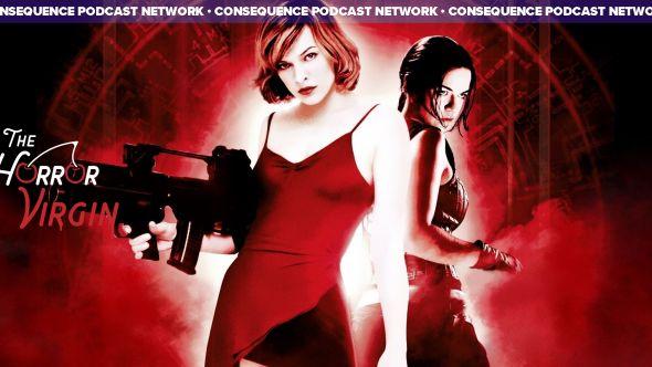 The Horror Virgin - Resident Evil
