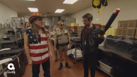 Weird Al Ted Nugent Reno 911! Part 2