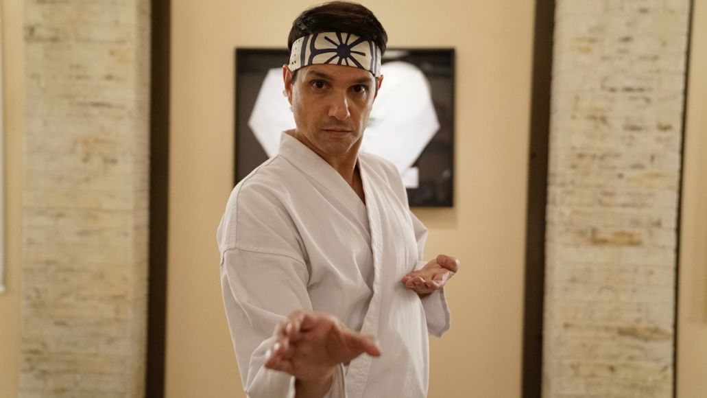 Cobra Kai Offers Lifelong Lessons on Redemption