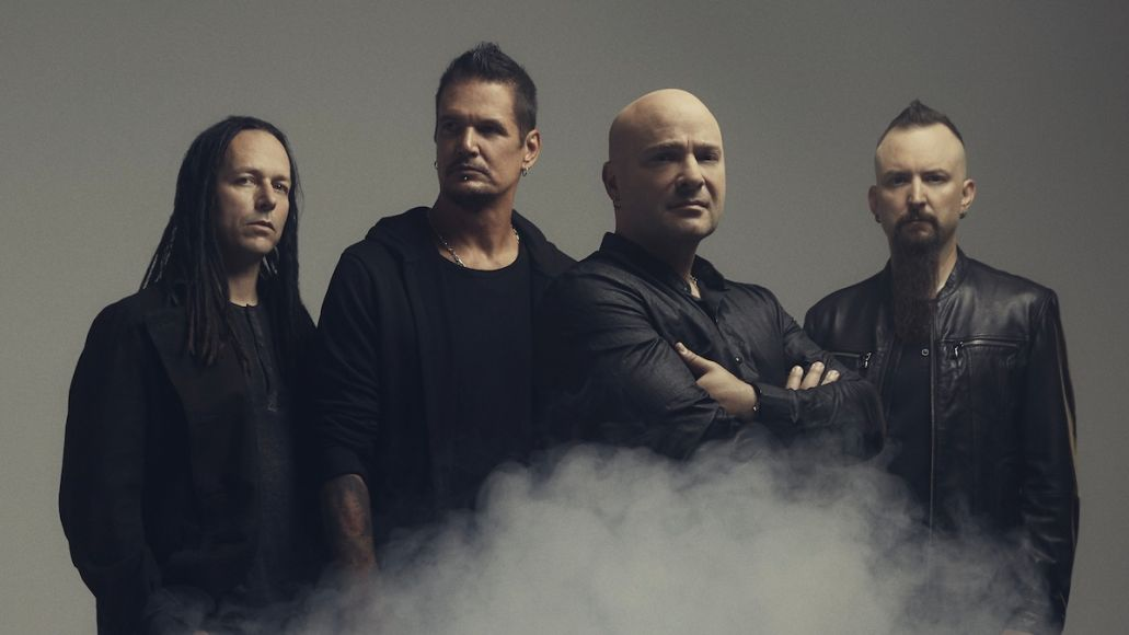 Disturbed cover Sting