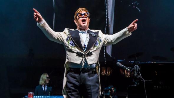 Elton John announces Jewel Box collection