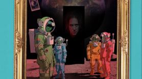 Gorillaz Robert Smith New Song Announce Song Machine