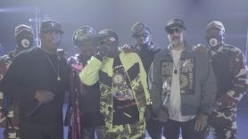 Public Enemy, George Clinton, and Cypress Hill on Colbert