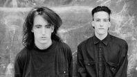 Trent Reznor and Richard Patrick