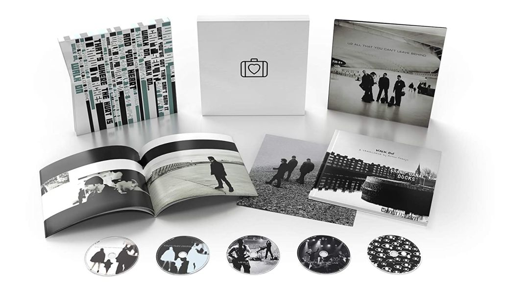 U2 All That You Can't Leave Behind Box Set