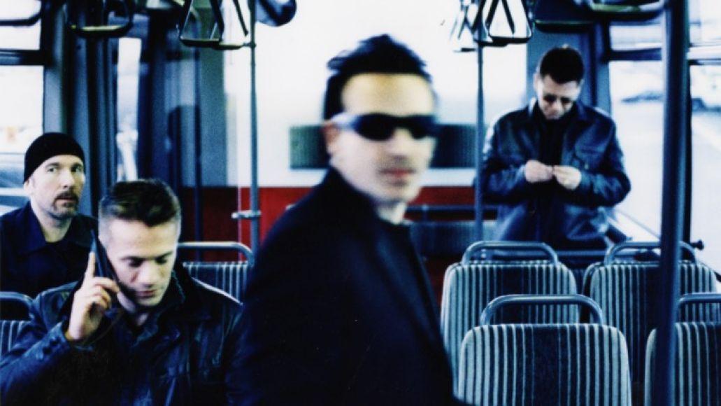 U2, photo by Anton Corbijn