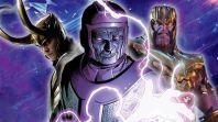 kang loki thanos marvel cinematic universe ant man 3 Marvels WandaVision Gets January Release Date on Disney Plus