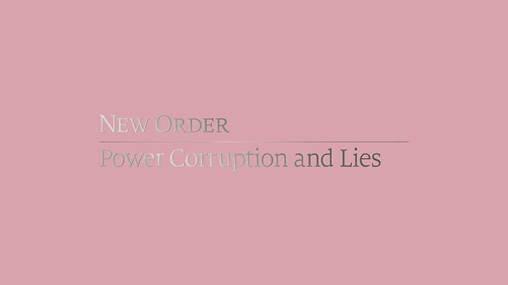 new order power corruption lies boxset album artwork