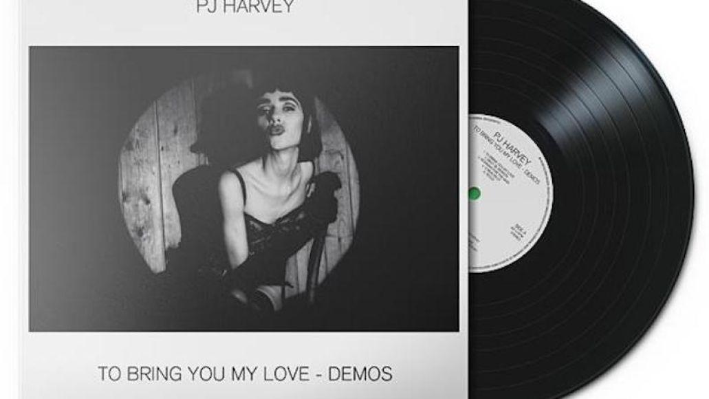 pj harvey bring you my love demos PJ Harvey Releases To Bring You My Love Demos Album: Stream