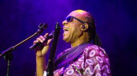 Stevie Wonder, photo by Philip Cosores